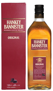 Hankey Bannister Scotch 86@ 1.75l